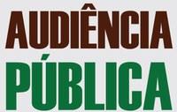 Audiência Pública sobre a regularização fundiária