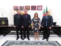 Câmara realiza Sessão Solene de Posse da Mesa Diretora 2019