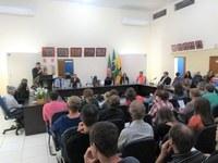 Câmara realiza Sessão Solene em comemoração aos 500 anos da Reforma Luterana