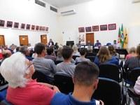 Câmara realizou Sessão Solene em comemoração aos 502 anos da Reforma Luterana