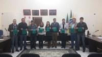 Vereadores participaram da campanha alusiva ao dia mundial do meio ambiente